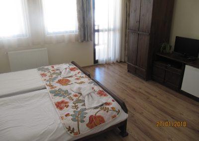 двойна стая с отделни легла 2 белчин